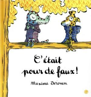 vignette de 'C'était pour de faux ! (Maxime Derouen)'