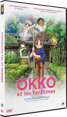 vignette de 'Okko et les fantômes (Kosaka, Kitaro)'