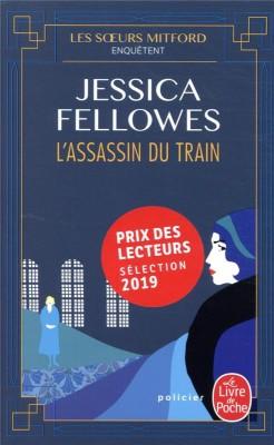 """Afficher """"Les soeurs Mitford enquêtent n° 01 L'assassin du train"""""""