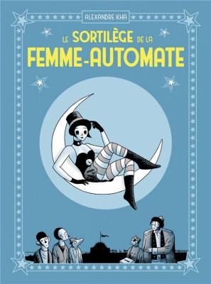 """Afficher """"Sortilège de la femme-automate (Le)"""""""