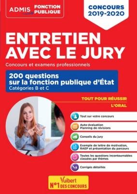 """Afficher """"Entretien avec le jury"""""""