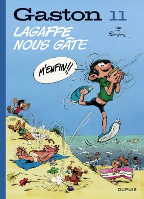 "Afficher ""Gaston n° Tome 11 Lagaffe nous gâte"""