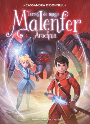 "Afficher ""Malenfer n° 6 Arachnia"""