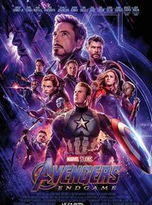 Avengers Avengers : endgame