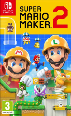 "Afficher ""SUPER MARIO MAKER 2"""