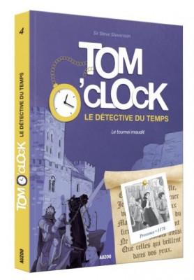 "Afficher ""Tom O'Clock n° 4 Le tournoi maudit"""