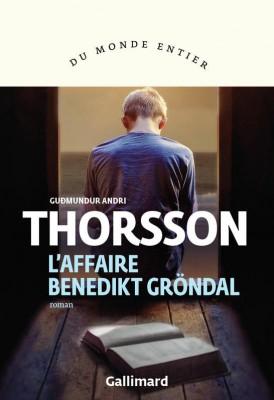 "Afficher ""L'Affaire Benedikt Gröndal"""