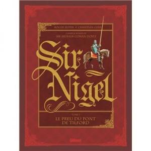 """Afficher """"Sir Nigel. 1, le preu du pont de Tilford"""""""