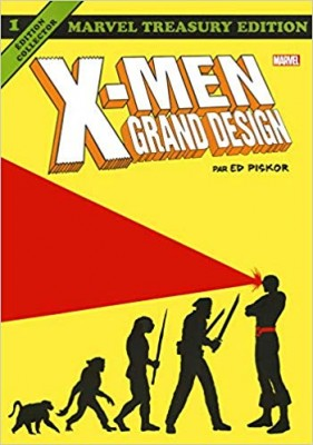 vignette de 'X-Men grand design n° 1<br /> X-Men grand design. 1 (Ed Piskor)'