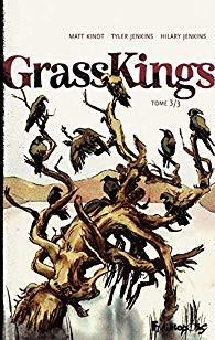 """Afficher """"Grass Kings n° 3 Grass kings."""""""