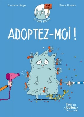 "Afficher ""Le chat Pelote n° 1 Adoptez-moi !"""
