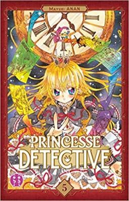 """Afficher """"Princesse détective n° 5 Princesse détective, 5"""""""