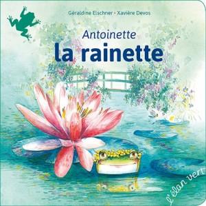 """Afficher """"Antoinette la rainette"""""""