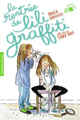 """Afficher """"Les Aventures de Lili Graffiti n° 3 La Rentrée de Lili Graffiti"""""""