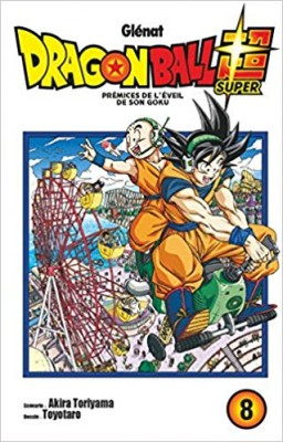 "Afficher ""Dragon Ball Super n° Tome 8Prémices de l'éveil de Son Goku"""