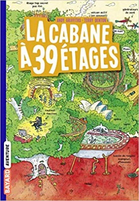 """Afficher """"La Cabane à étages n° 3 La Cabane à 39 étages"""""""