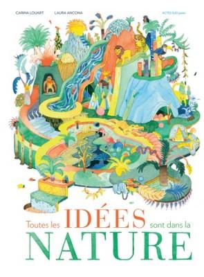 """Afficher """"Toutes les idées sont dans la nature !"""""""