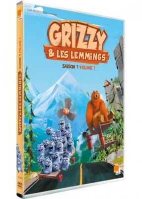 "Afficher ""Grizzy & les Lemmings"""
