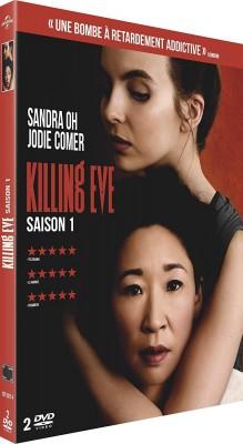 """Afficher """"Killing Eve, saison 1"""""""