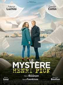 """Afficher """"Mystère Henri Pick (Le)"""""""