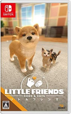 "Afficher ""LITTLE FRIENDS : Dogs & cats"""