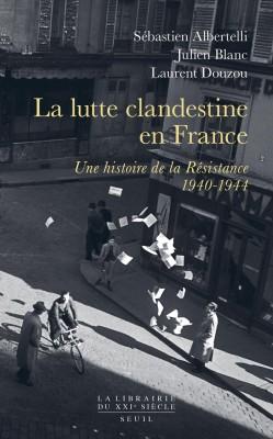 "Afficher ""La lutte clandestine en France"""
