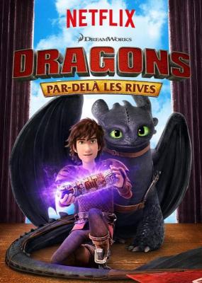 """Afficher """"Dragons n° 04 Par-delà les rives - Saison 4"""""""