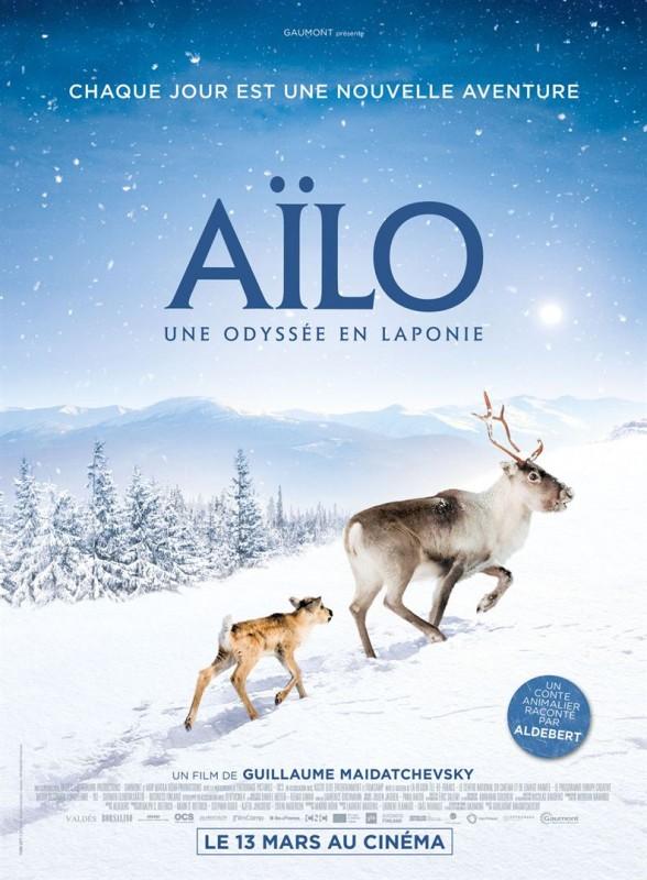 Aïlo, une odyssée en Laponie