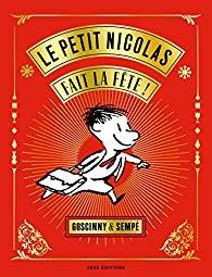 """Afficher """"Le Petit Nicolas Le petit Nicolas fait la fête !"""""""