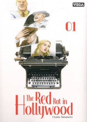 vignette de 'The red rat in Hollywood n° 01<br /> The red rat in Hollywood. Vol.1 (Osamu Yamamoto)'