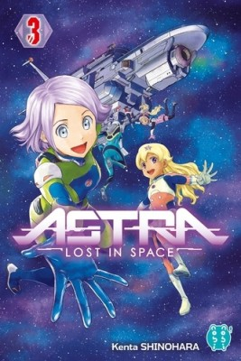 "Afficher ""Astra, lost in space n° 3 Secrets"""