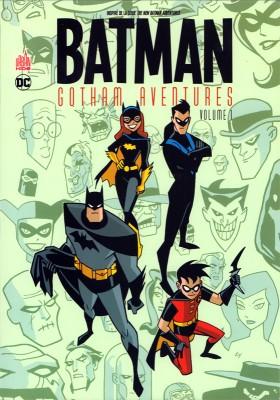 "Afficher ""Batman Gotham aventures n° 1 Batman Gotham aventures, 1"""