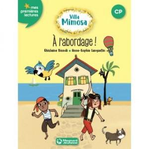 "Afficher ""Villa Mimosa n° 2 A l'abordage !"""