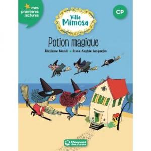 """Afficher """"Villa Mimosa n° 3 Potion magique"""""""