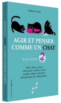"""Afficher """"Agir et penser comme un chat 2"""""""