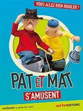 """Afficher """"Pat et Mat Pat et Mat s'amusent"""""""