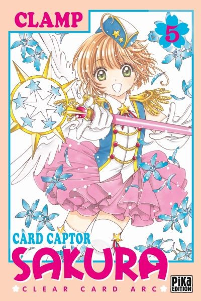 Card Captor Sakura - Clear Card Arc n° 5
