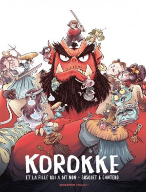 """Afficher """"Korokke et la fille qui a dit non"""""""