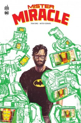 "Afficher ""Mister Miracle"""