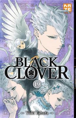 """Afficher """"Black Clover n° 19 Fratrie : Black clover, 19"""""""