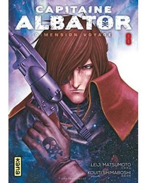 "Afficher ""Capitaine Albator n° 8 Capitaine Albator : dimension voyage"""