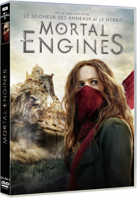 "Afficher ""Mortal Engines"""