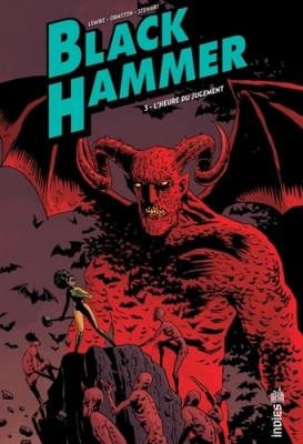 """Afficher """"Black Hammer n° 3 Heure du jugement (L')"""""""