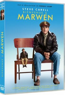 """Afficher """"Bienvenue à Marwen"""""""