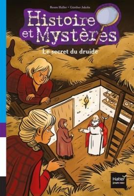 """Afficher """"Histoire et mystères n° 7 Le Secret du druide"""""""