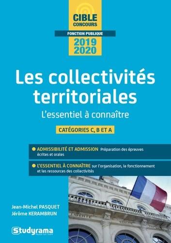 Les collectivités territoriales 2019-2020