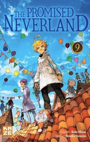 "Afficher ""The promised Neverland n° 9 Début des hostilités"""
