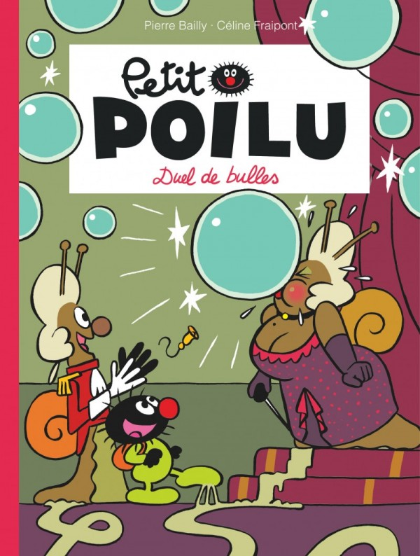 Petit Poilu n° 23 Duel de bulles
