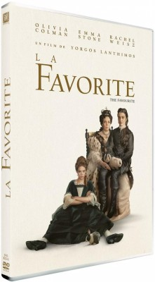 """Afficher """"La Favorite"""""""