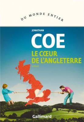 vignette de 'Le coeur de l'Angleterre (Jonathan Coe)'